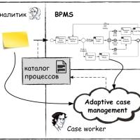 Управление изменениями. Standard+Case approach